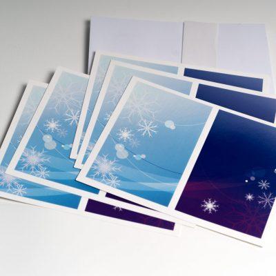 Kerstkaart-blauw-paars